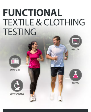 Functional Textile & Clothing Testing